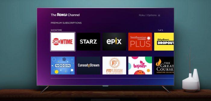 Roku follows Amazon's lead with Premium Subscriptions