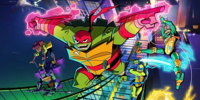Netflix and Nickelodeon team up for Teenage Mutant Ninja Turtles movie
