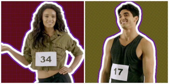 Maisie Richardson-Sellers and Taylor Perez join The Kissing Booth 2