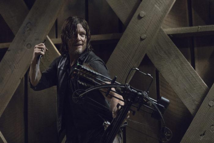 UK TV review: The Walking Dead Season 9, Episode 9