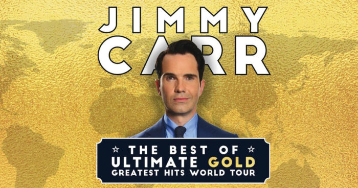 Jimmy Carr returns to Netflix with The Best Of, Ultimate, Gold, Greatest Hits