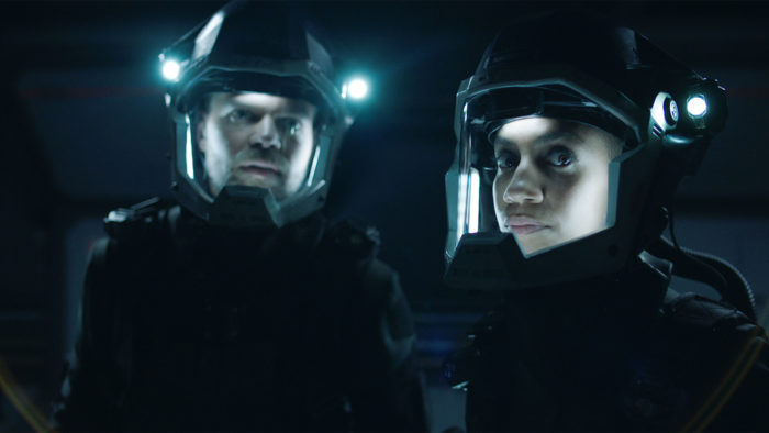 The Expanse Season 3 ranks with the best TV sci-fi