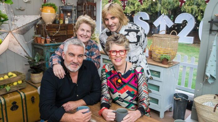GBBO celebrity special returns this March