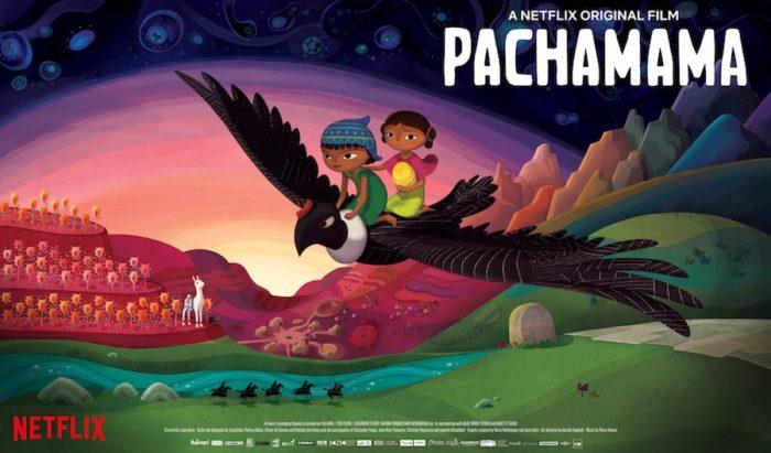 Netflix nabs Cesar-nominated animation Pachamama