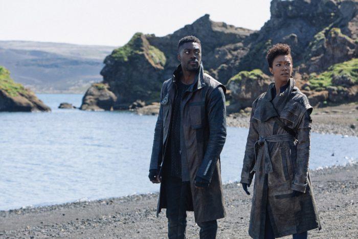 Netflix UK TV review: Star Trek: Discovery: Season 3, Episode 1