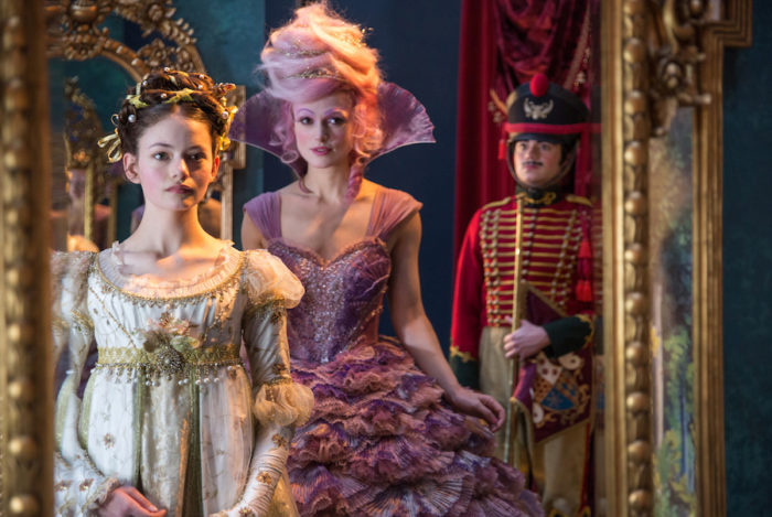 VOD film review: The Nutcracker and the Four Realms