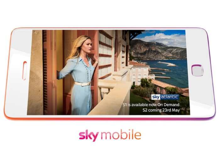 Sky Mobile launches Watch streaming plan