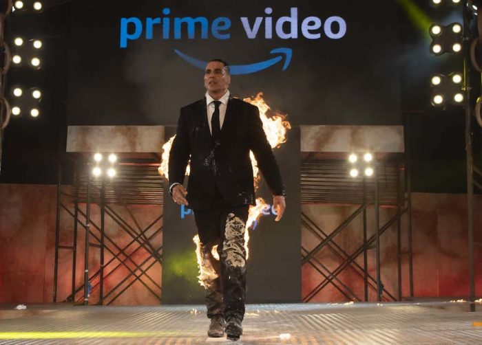 Akshay Kumar to star in Amazon's The End