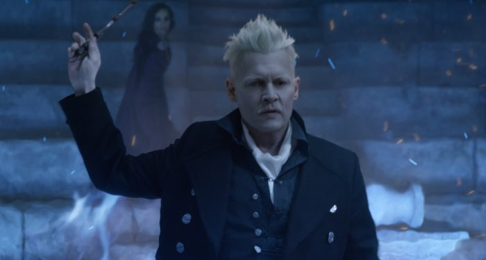 Fantastic Beasts: The Crimes of Grindelwald magics up top sales spot