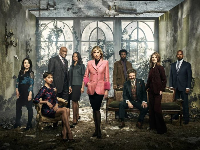 Catch up TV review: The Good Fight S3, Brooklyn Nine-Nine S6, Dead Pixels, Victoria S3