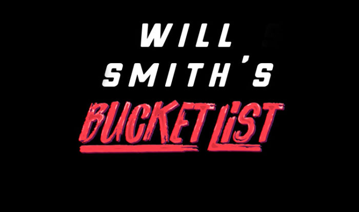 Will Smith to tick off Bucket List for Facebook