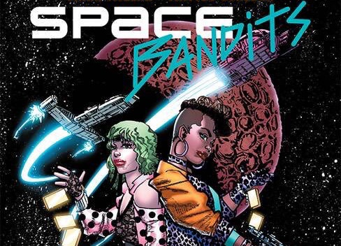 Mark Millar and Netflix announce Space Bandits comic book