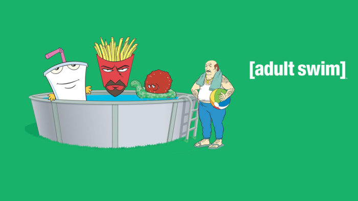 Why you should be watching Aqua Teen Hunger Force on All 4