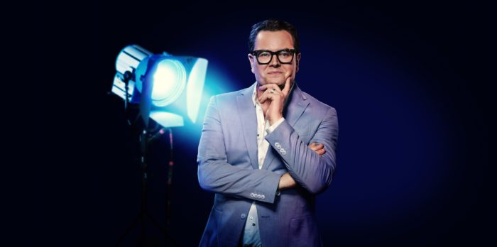 There's Something About Movies: Alan Carr to host Sky One panel show
