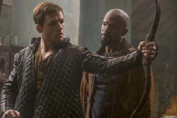 Netflix UK film review: Robin Hood (2018)
