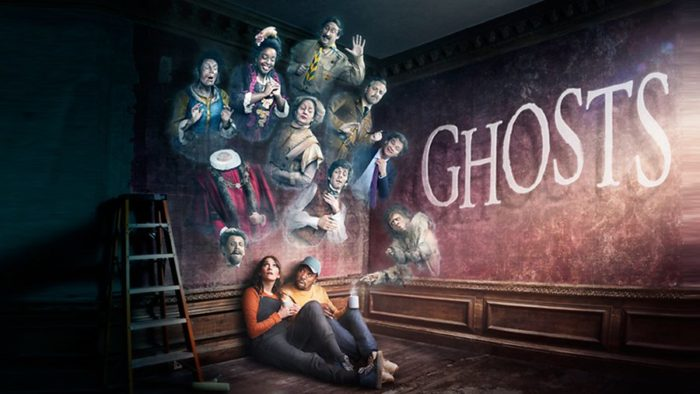 First look UK TV review: Ghosts