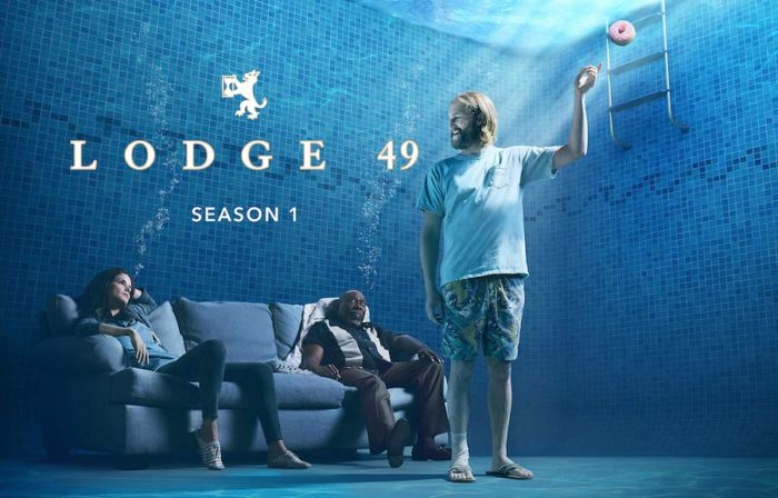 Why you should be watching Lodge 49 on Amazon Prime Video