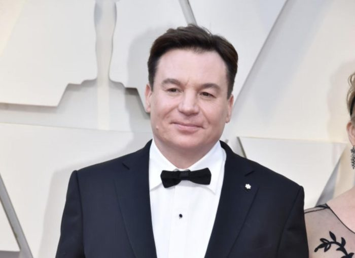 Mike Myers to star with Mike Myers in Netflix comedy series