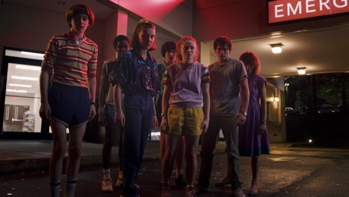 Watch: New trailer for Stranger Things Season 3