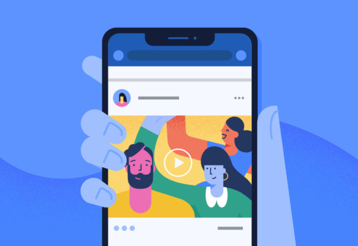 Facebook changes video ranking rules