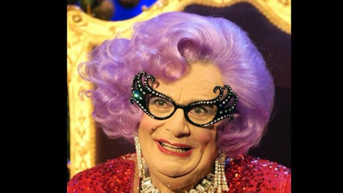 Dame Edna returns to BBC One for one night only