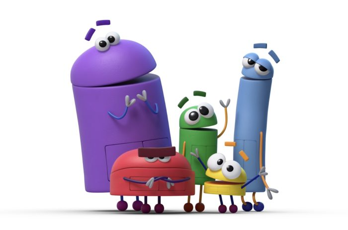 Netflix is building a StoryBots universe