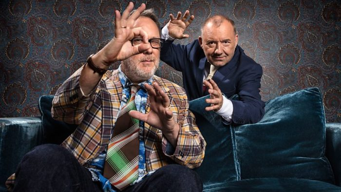 Vic & Bob return for another Big Night Out on BBC Four