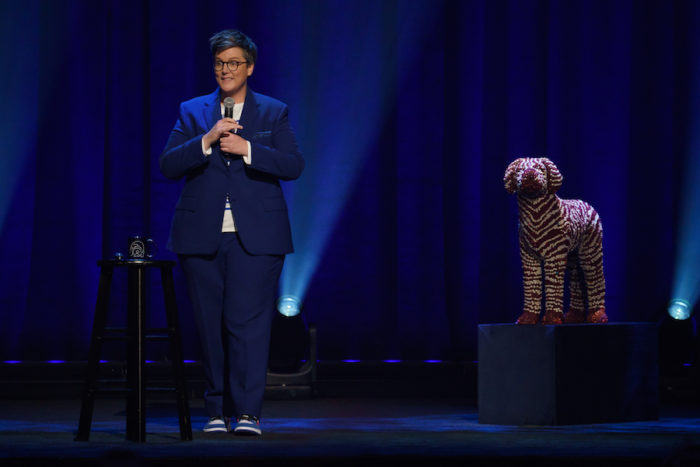 Douglas: Hannah Gadsby returns to Netflix this May with new special