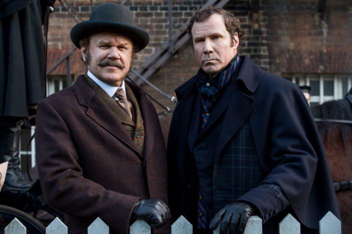 VOD film review: Holmes & Watson