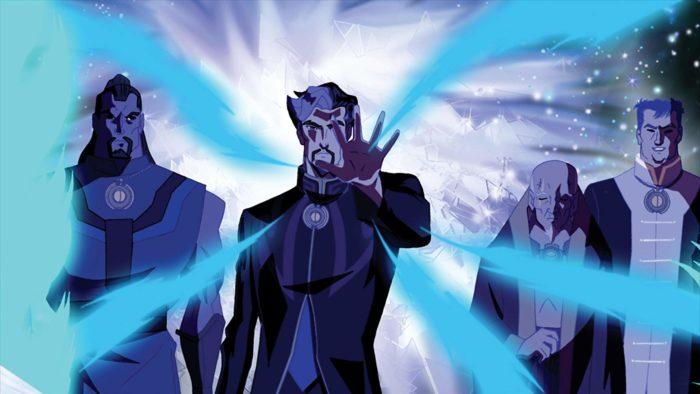 Superhero Sundays: Doctor Strange (2007)