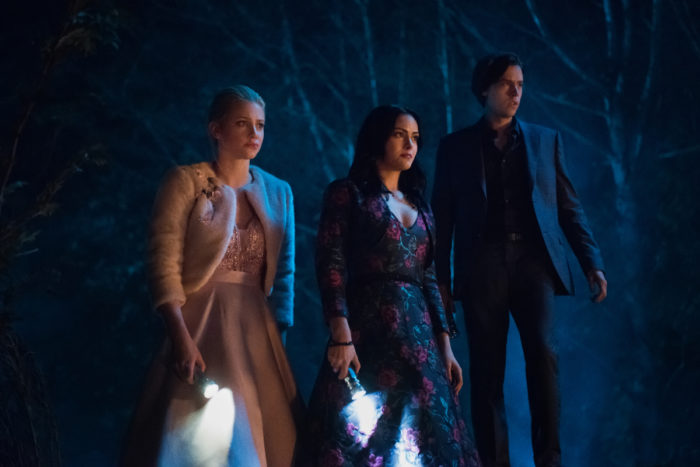 Riverdale remains most-watched series on Netflix UK