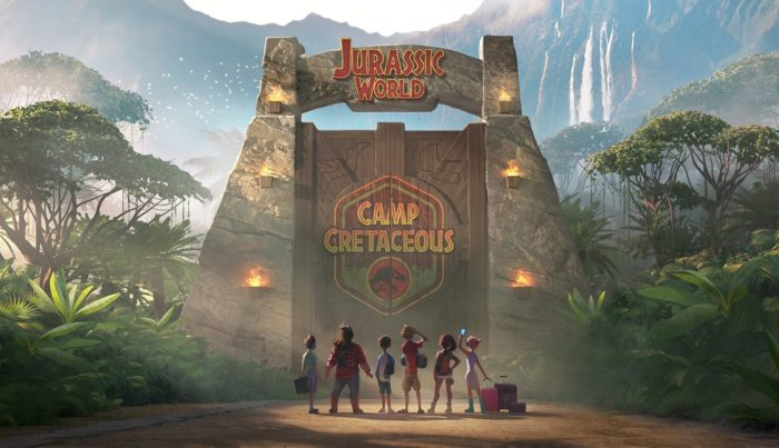 Camp Cretaceous: Jurassic World series stomps onto Netflix in 2020
