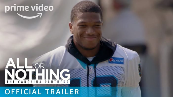 Trailer: All or Nothing Season 4 to showcase Carolina Panthers