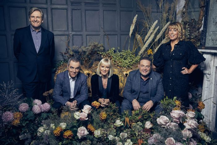 Cold Feet and ITV take a break