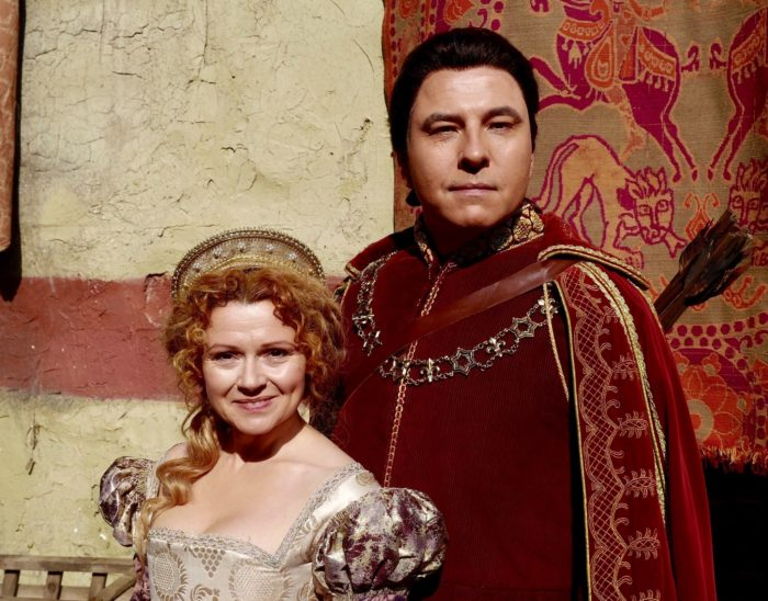 David Walliams, Sian Gibson and Celia Imrie to star in Sky's Cinderella: After Ever After