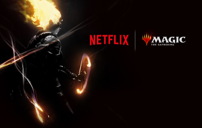 Netflix and Russo Brothers team up for Magic: The Gathering series