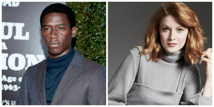 Damson Idris and Emily Beecham join Netflix's Outside the Wire