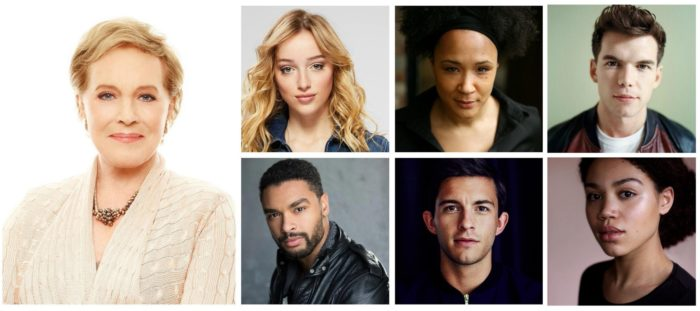 Netflix unveils full cast for Bridgerton