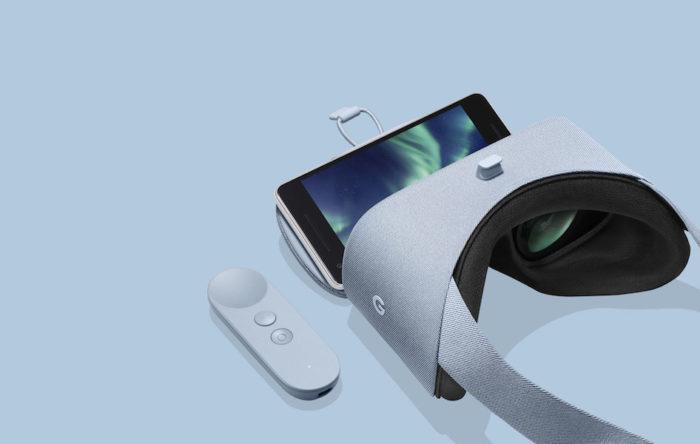 Google Play Movies app exits Daydream VR