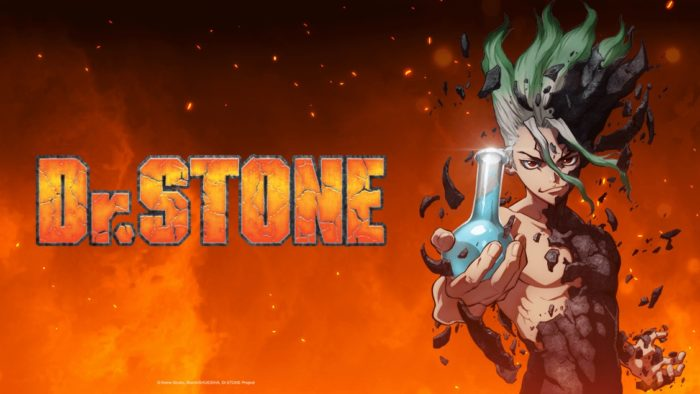 Dr. Stone anime to simulcast on Crunchyroll this summer