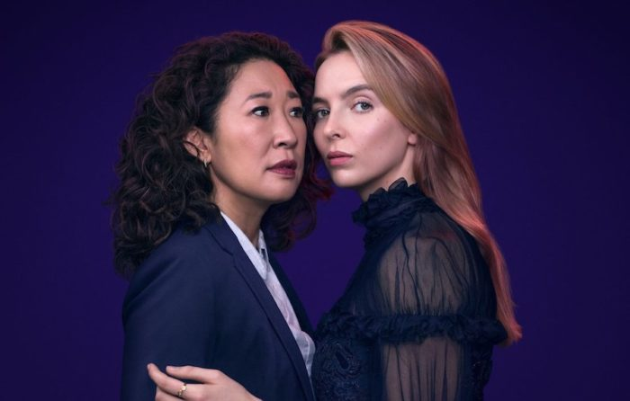 Killing Eve the most-watched series on BBC iPlayer