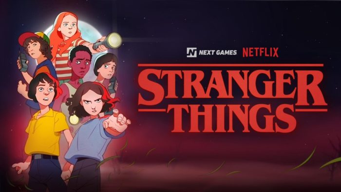 Netflix announces Stranger Things and Dark Crystal video games