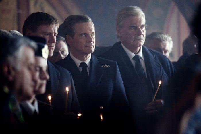 Netflix UK film review: Kursk: The Last Mission