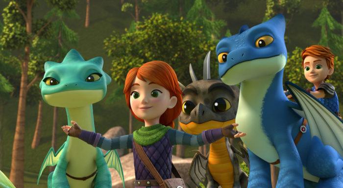 Netflix expands preschool series line-up