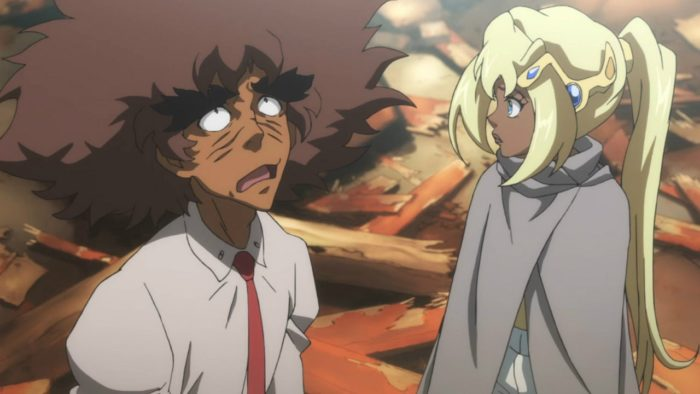 Netflix's Cannon Busters set for August release