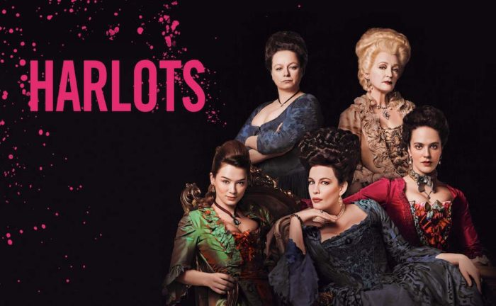 Harlots heads to BBC Two
