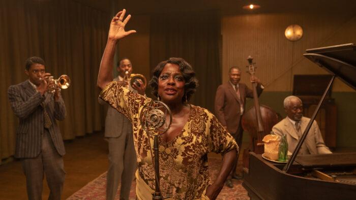 Watch: First trailer for Ma Rainey's Black Bottom
