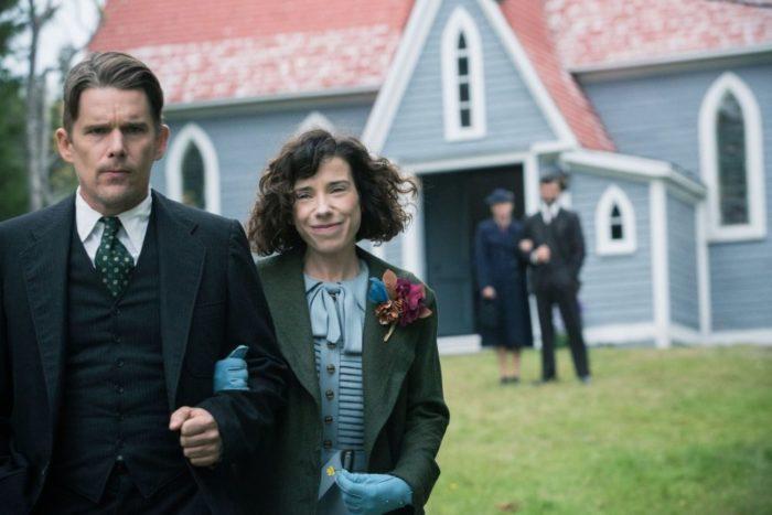 Netflix UK film review: Maudie