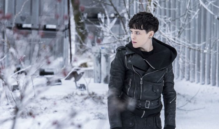 VOD film review: The Girl in the Spider's Web