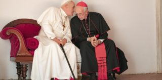Netflix UK film review: The Two Popes